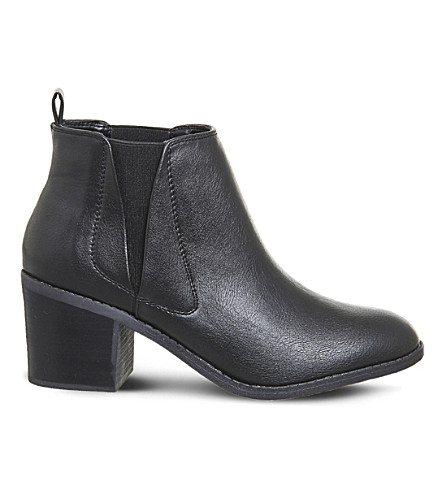 OFFICE Agenda Chelsea boots (Black