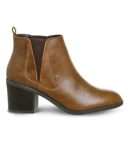 OFFICE Agenda Chelsea boots (Tan