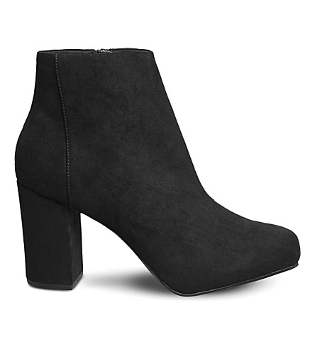 OFFICE Ambience Dressy platform boots (Black