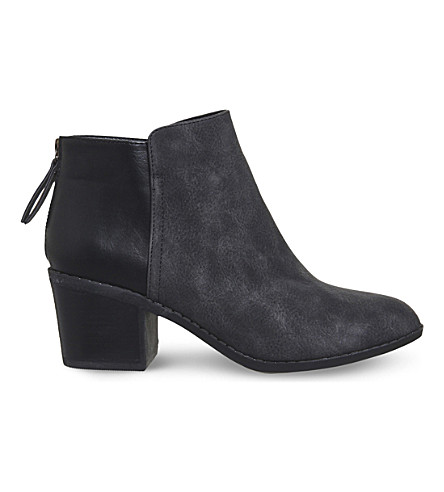 OFFICE Ace ankle boots (Black