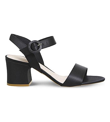 e76efe855be OFFICE - Melbourne satin block heel sandals