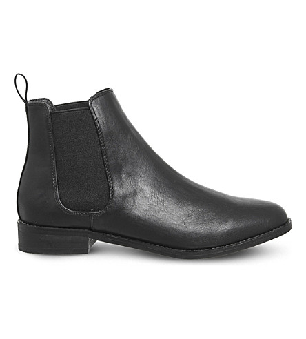 OFFICE Andy chelsea boots (Black