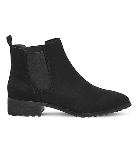OFFICE Allie Chelsea boots (Black