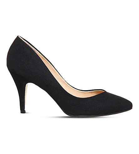 OFFICE Mademoiselle courts (Black