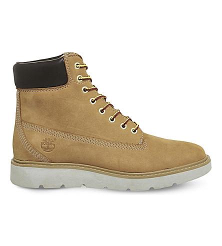 """TIMBERLAND Kenniston 6"""" nubuck boots (Wheat+nubuck"""