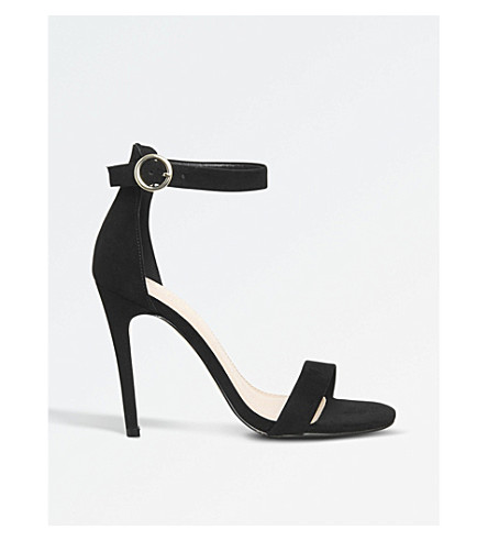 OFFICE Hallucinate strappy heels (Black