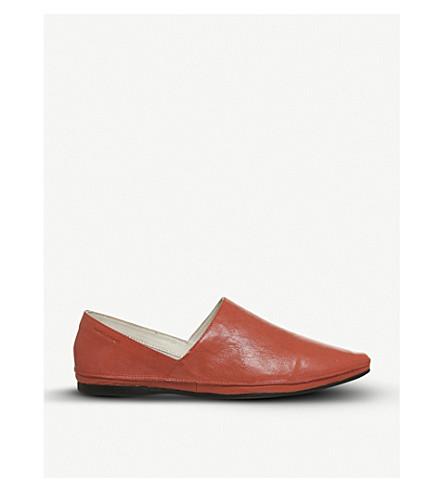 VAGABOND 安东尼皮革鞋履 (红色