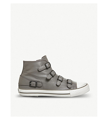 ASH Venus leather high-top trainers (Perkish+leather
