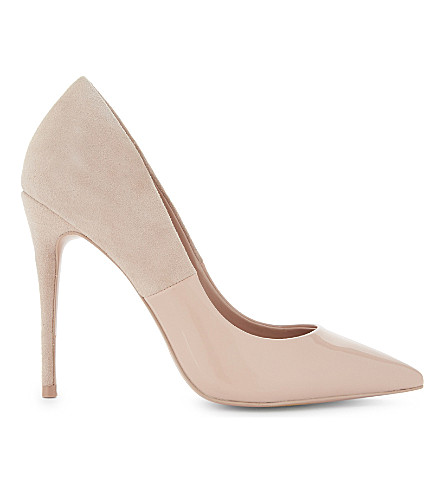 ALDO Stessy heeled courts (Pink+miscellaneous