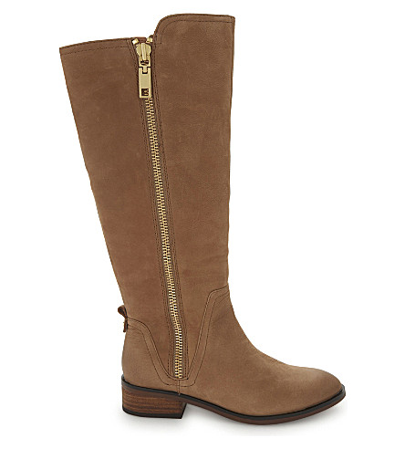 ALDO Mihaela knee-high boots (Medium+brown