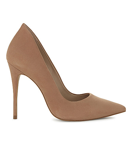 ALDO Cassedy leather courts (Natural