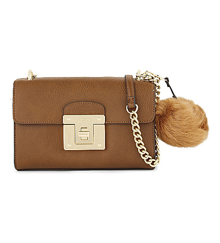 ALDO Chirade shoulder bag (Cognac