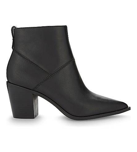 ALDO Chantila leather heeled ankle boots