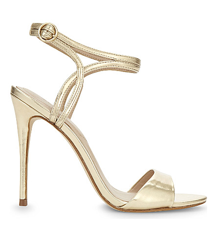 ALDO Lyviel heeled sandals (Gold