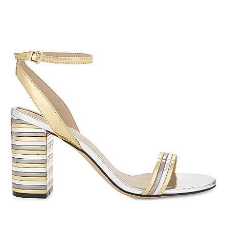 ALDO Izabela heeled sandals (Gold