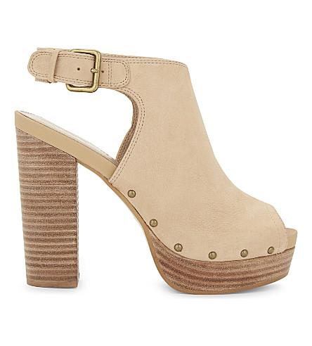 ALDO Camilia platform sandals (Bone