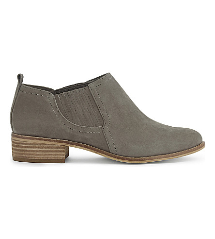 ALDO Luzzena low-top leather ankle boots