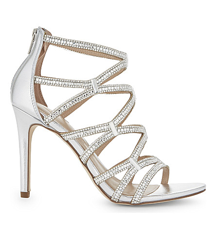 ALDO Liah heeled sandals (Silver