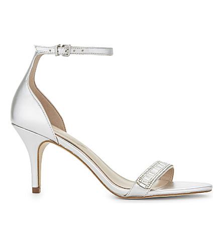 ALDO Kaylla heeled sandals (Silver
