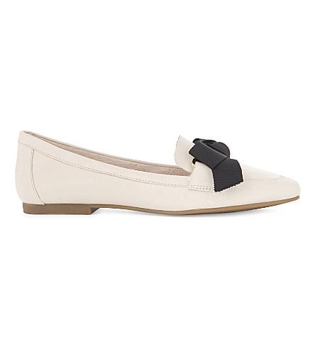 ALDO Rosolen leather loafers (Light+pink