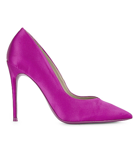 ALDO Aleani court shoes (Fushia+miscellaneous