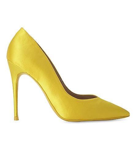 ALDO Aleani court shoes (Yellow+miscellaneous