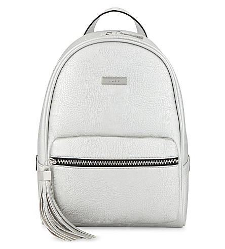 ALDO Acenaria backpack (Silver