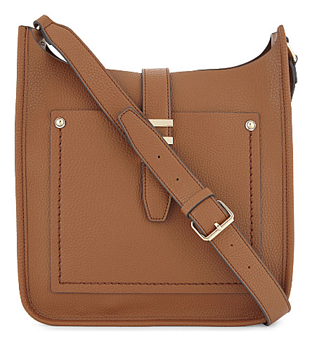 ALDO Aciri cross-body bag (Cognac