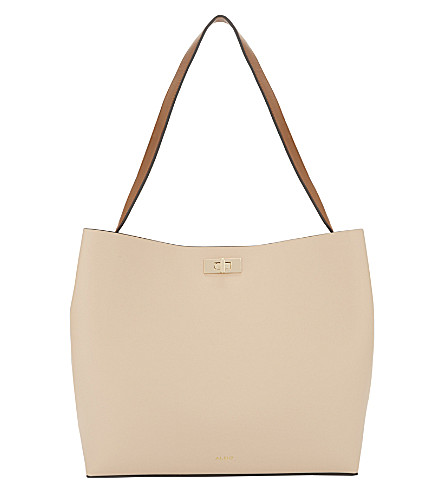 ALDO Plataci shoulder bag (Natural