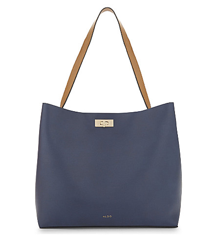 ALDO Plataci shoulder bag (Medium+blue