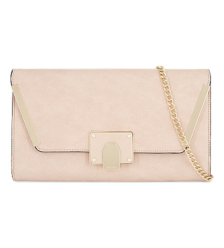 ALDO Tinajero cross-body bag (Light+pink
