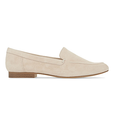 ALDO Joeya suede loafers (Bone+miscellaneous