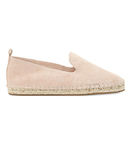 ALDO Molaretto suede espadrilles (Light+pink