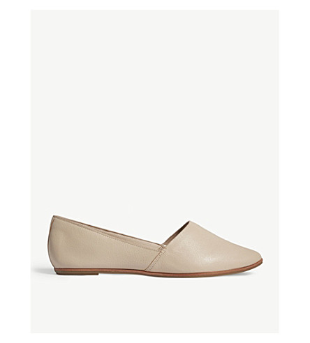 ALDO Blanchette leather flats (Light+pink