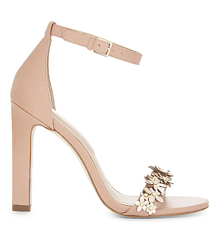 ALDO Milaa leather sandals (Light+pink