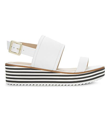 ALDO Jin flatform sandals (White