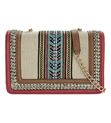 ALDO Ligollan cross-body bag (Bright+multi