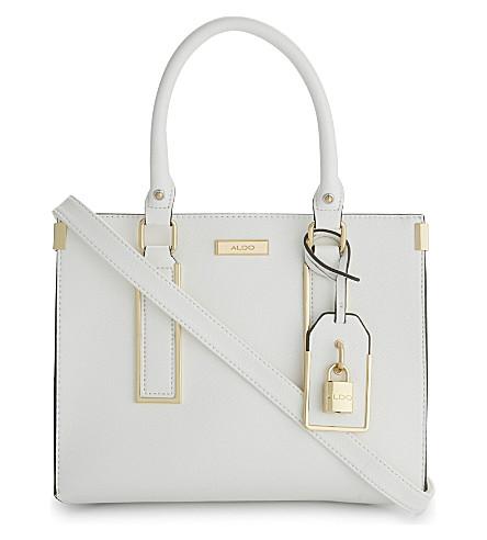 ALDO Thalessi shoulder bag (White