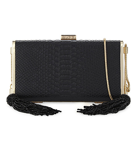 ALDO Socchieve clutch (Black