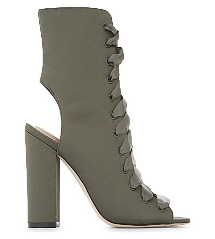 ALDO Rosamilia ankle boots (Khaki