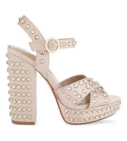 ALDO Britain sandals (Light+pink