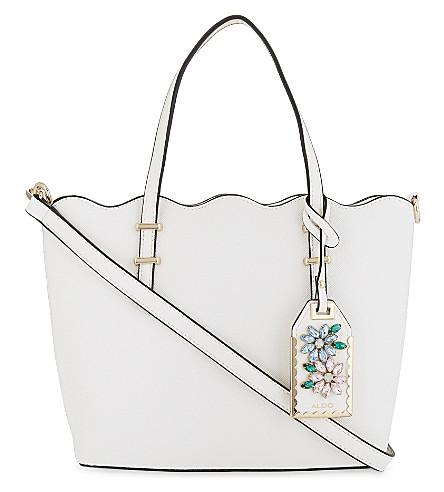 ALDO Aubigny shoulder bag (White