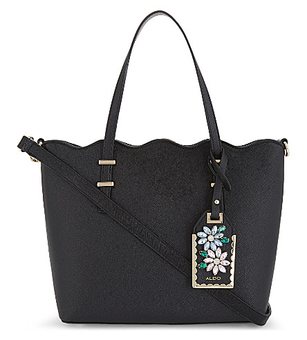 ALDO Aubigny shoulder bag (Black