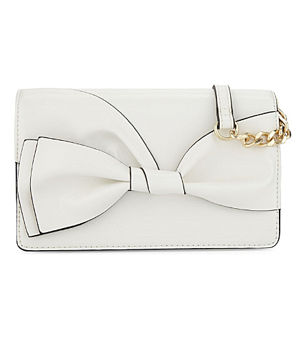 ALDO Aloewen cross-body bag (White