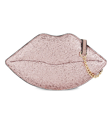 ALDO Laraviel cross-body bag (Pink+miscellaneous