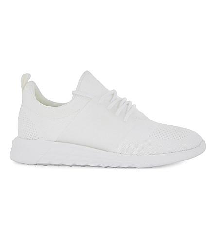 ALDO Mx.1 lace-up trainers (White