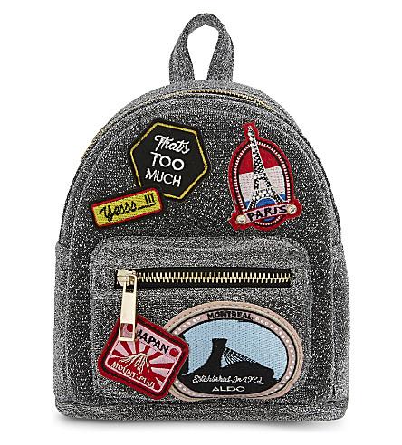 ALDO Farore mini backpack (Silver