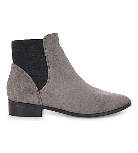 ALDO Nydia suede ankle boots (Grey
