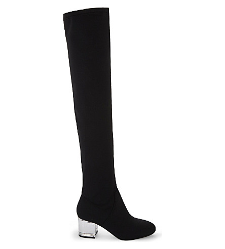 ALDO Solata over-the-knee boots (Black