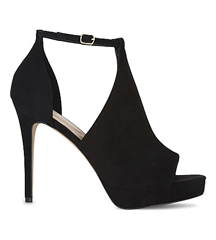 ALDO Annys platform sandals (Black